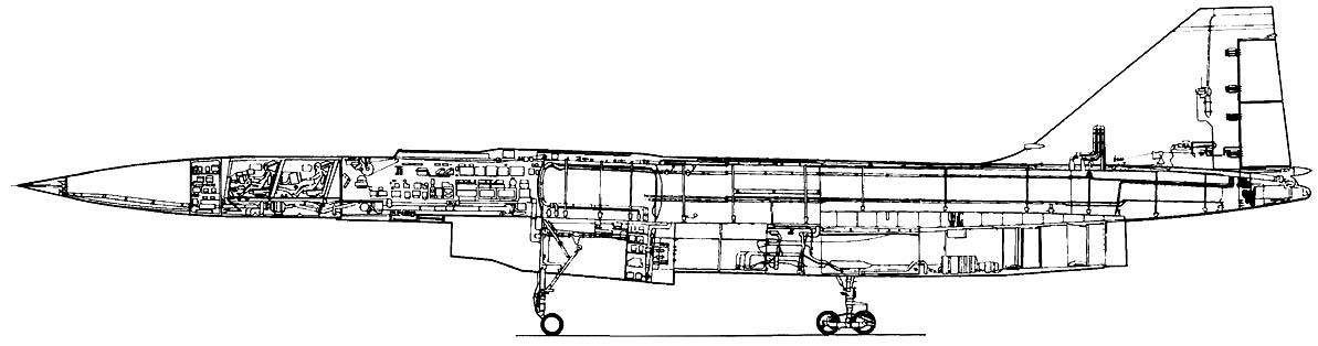 Компоновочная схема Т-4